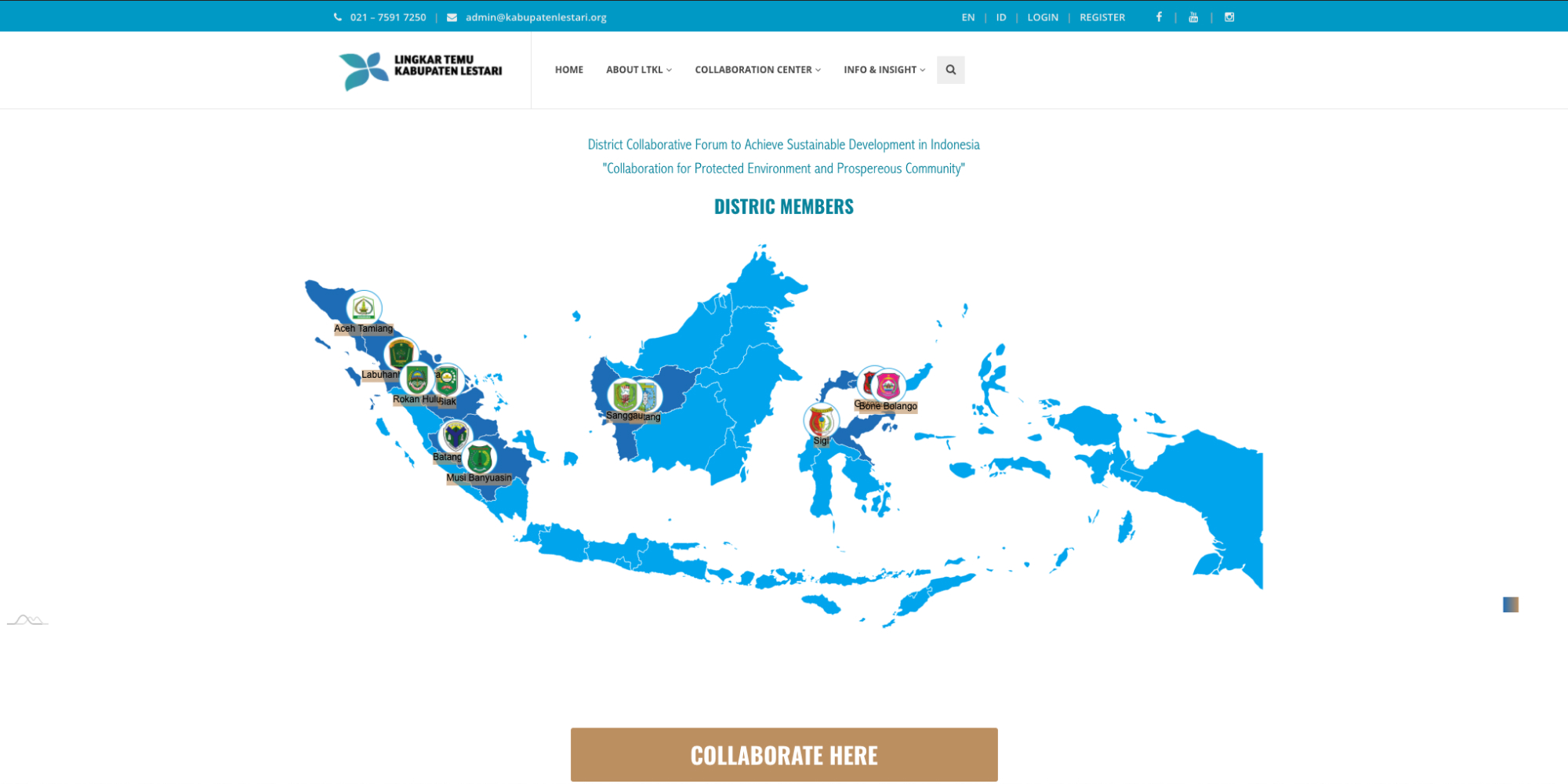 Img Indonesia's Sustainable Districts Association