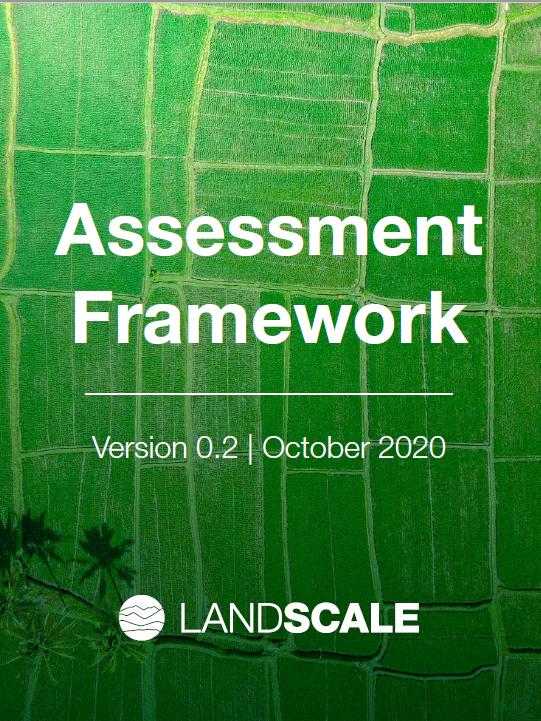 LandScale Assessment Framework: Version 0.2