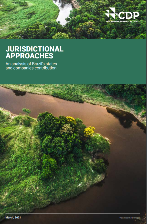 Jurisdictional Approaches: An analysis of Brazil's states and companies contributions